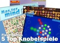 Vorgestellt: 5 knifflige Knobelspiele für den Browser (Flash-Games)