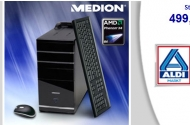 Aldi: MD8328 MEDION E6300 D Multimedia-PC ab 20.07