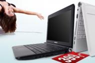 Aldi: Mini e1312 md97690 MEDION Akoya Notebook für 399 EUR