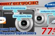 Plus: Samsung ES10 für 77,95 Euro