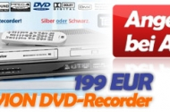 Aldi Süd: TEVION DVD-Recorder mit HiFi-Stereo-Video-Recorder