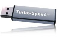 Schneller USB-Stick mit 32 GByte Speicher