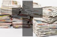Umfrage: Macht das Internet der Zeitung in Papierform ein Ende?