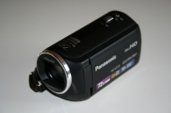 Test: Panasonic HC-V210EG-K Camcorder für Hobbyfilmer