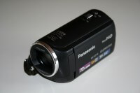 Panasonic Full-HD Camcorder