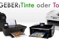 Ratgeber: Laserdrucker oder Tintenstrahldrucker – Was ist sinnvoller?