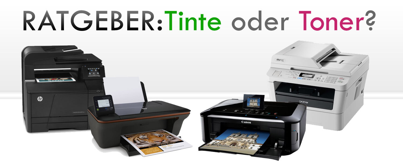 laserdrucker oder tintenstrahldrucker b rozubeh r. Black Bedroom Furniture Sets. Home Design Ideas
