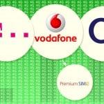 LTE-Tarife der drei Netzbetreiber im Vergleich
