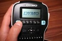 1.) DYMO Etikettendrucker einschalten