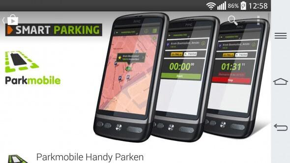 Parkmobile-App