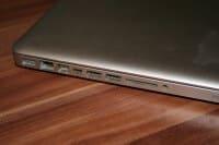 Macbook Pro Anschlüsse