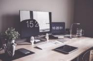 Der Computerarbeitsplatz: so richten Sie ihn ergonomisch ein