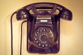 Telefon historisch