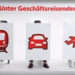 Geschäftsreisen im ICE – entspannter als im Auto oder Flugzeug [Sponsored Video]