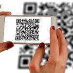 Modernes mit traditionellem verbinden – QR-Code Stempel