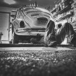 Autoteile zu kaufen kann anstrengend sein