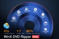 DVD in MP4 konvertieren: Mit dem WinX DVD Ripper geht das ganz einfach